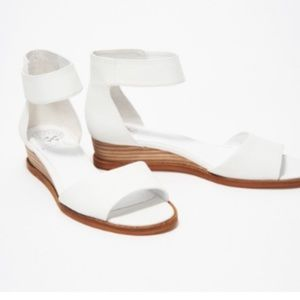 Vince Camuto Suede Two-Piece Sandals-Rejjie
